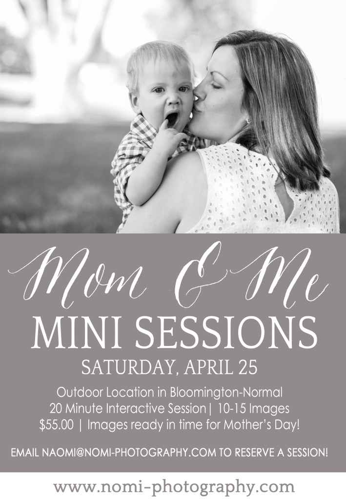 Mom & Me Mini's 2015
